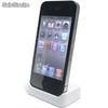 Docking Station iPhone 4 e 4s - Branca