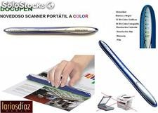 Docupen rc850 Escaner Portatil planon
