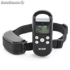Dog Training Collar - Vibration + Shock Selectable, 4 Shock Levels, LCD Display
