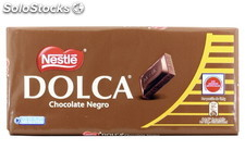 Dolca Chocolate Negro 125GR Dolca