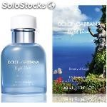 Dolce & gabbana light blue beauty of capri pour homme edt 125 ml