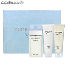 Dolce & Gabbana - light blue lote 3 pz