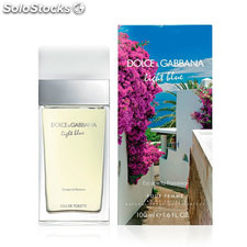 Dolce & Gabbana - light blue panarea edt vapo 100 ml