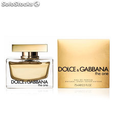 Dolce & Gabbana - THE ONE edp vapo 75 ml