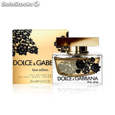 Dolce & Gabbana - THE ONE lace edition edp vapo 50 ml