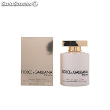 Dolce & Gabbana THE ONE loción hidratante corporal 200 ml