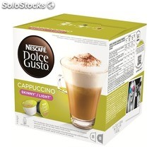 Dolce gusto - cappuccino light - dolce gusto - 7613031587377 - 12120397