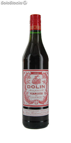 Dolin rouge de chambery 16% vol 0,75 l