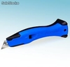 Dolphin Knife Color Blue and Black i Plastic