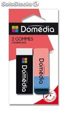 Domedia 2 gomme 1PLAST+2USAGE