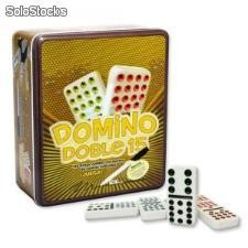 Domino Cubano Doble 15