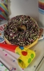 Donut Rellena Chocolate Decorada - Foto 2