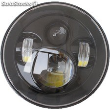 Doop negro led-jeep Faro