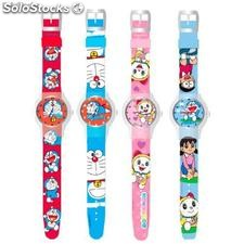 Doraemon Assorted Armbanduhr