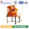 Double Horizontal Shaft Mixer of FXJS Series For Cement Block Making