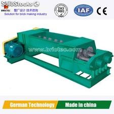 Double shafts mixer