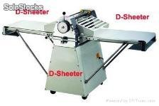 Dough sheeter / Puff pastry machine (dsl)
