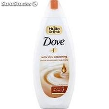 Dove douch 250 huile crem
