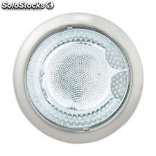 Downlight 2 x 26 w con cristal y lámparas