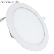 Downlight de led 18W circular