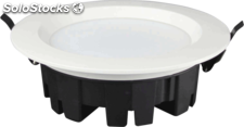 Downlight de LED redondo (20, 27, 30 y 36W)