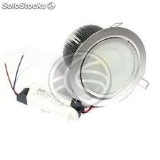 Downlight empotrable LED 30W 140mm blanco día COB30W (NH98-0002)