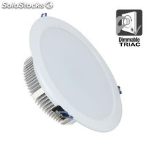 Downlight empotrable led 50W