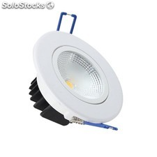 Downlight Empotrable LED 5W orientable