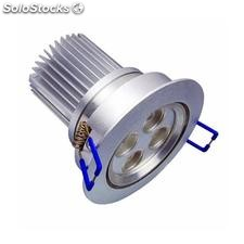 Downlight LED 12W, Blanco frío
