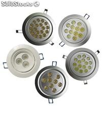 Downlight led 15w e 18w