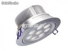 Downlight led 9w e 12w