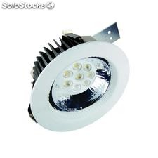 Downlight led cronos driva 24w blanco neutro regulable