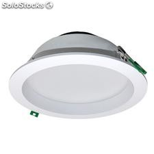 Downlight Led cronos round 22W, Blanco cálido