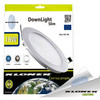 Downlight led kl-tech KDL18R 18W redondo