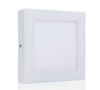 Downlight led superficie cuadrado, 18w