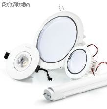 Downlight led Verbatim 24w 4000k Diâmetro 216/235