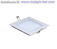 Downlight panel Plafón led Cuadrado 18w Panel led 6000k / 3000k