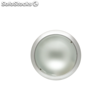 Downlight para lámpara de fluorescencia compacta 2x26w Ref. - 01213-0