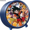 Dragon Ball DB16274 Despertador plástico 9 cm. azul