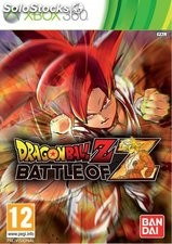 Dragon ball z: battle of z/X360