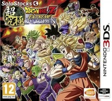 Dragon ball z: extreme butoden/N3DS