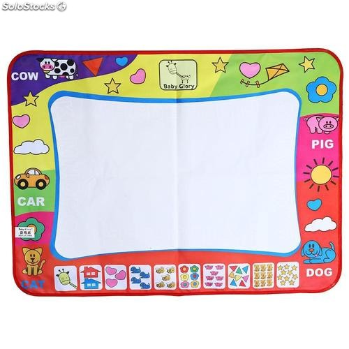 Drawing Tablet with 2 Magic Pens Doodle Toy for Baby Kids