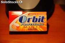 Draże Orbit Professional Mints