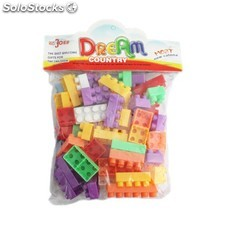 Dream Country - Bloques multicolor variados
