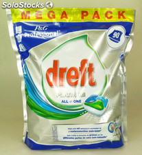 Dreft Platinum 90 Tab