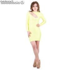 Dress Ágata Giallo