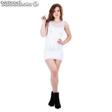 Dress Selene Bianco