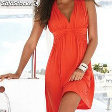 Dress Slough arancione