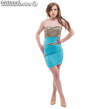 Dress Volga Blu