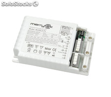 Driver LED gradable 2x25 W, 1-10 V